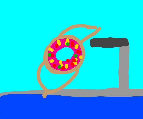 Donut Swan Dive