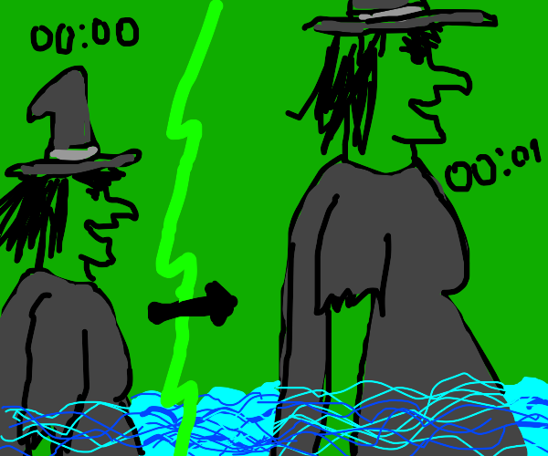 Water Witch grows by the minute