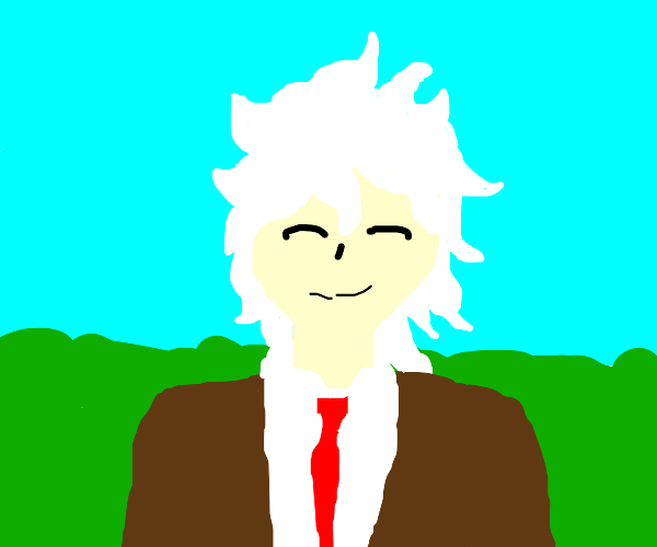 Nagito Komaeda absolute hope