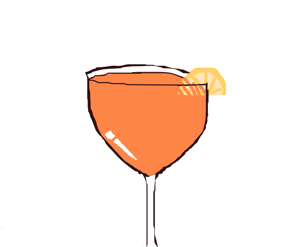 A Refreshing Drink