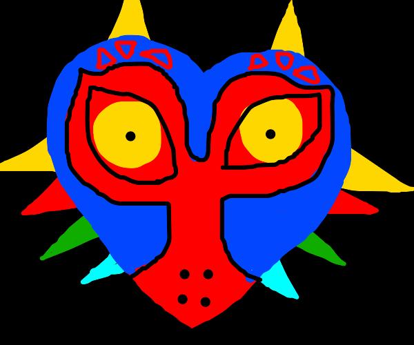 majora's mask (loz)