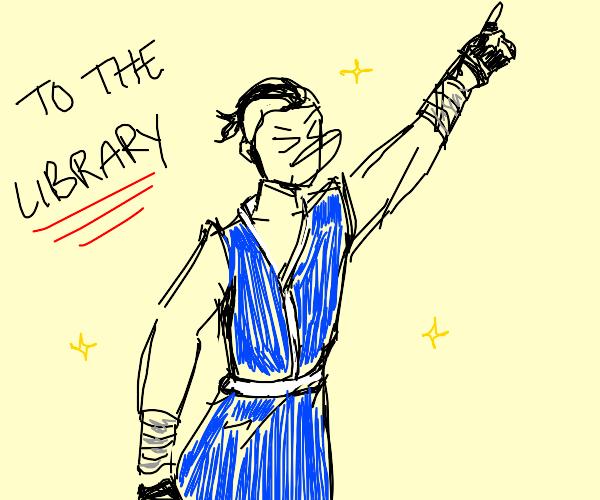 TO THE LIBRARY!!! (Sokka ATLA)