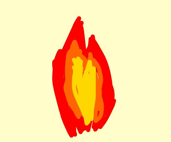 Hot hot, bruh