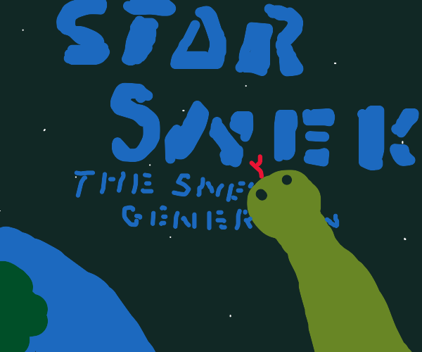 Star Snek: The Snekst Generation