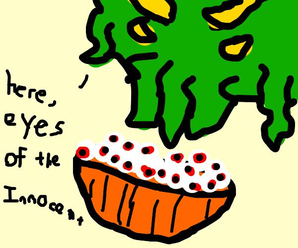 eye-candies of cthulhu