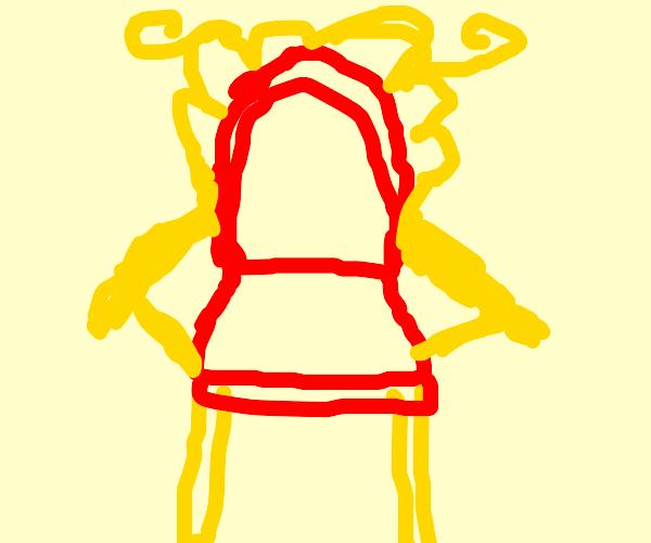 Royal Chair /Throne
