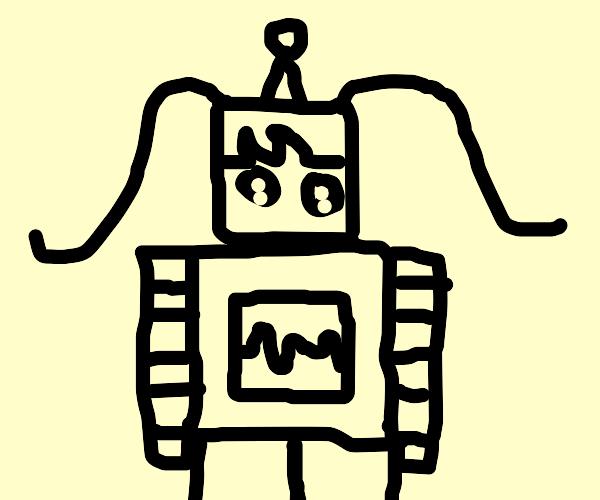 Cute robot :)!
