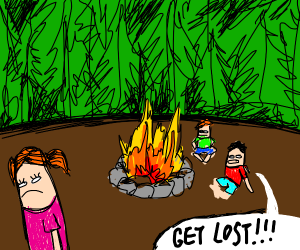 Gir is excluded from campfire