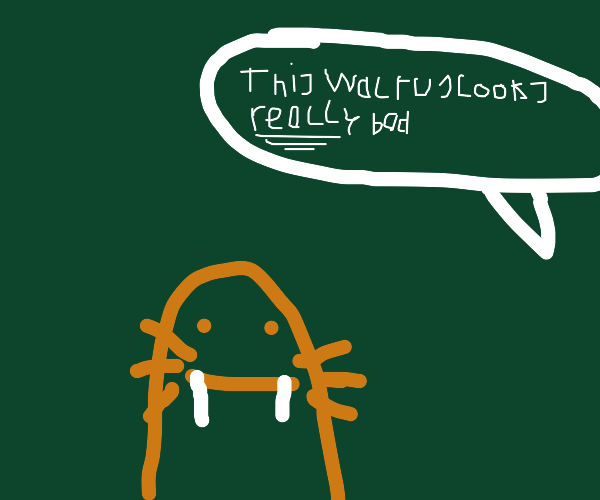 Outrageous Walrus
