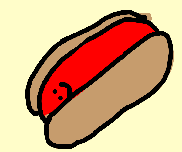 Chunky Hot Dog