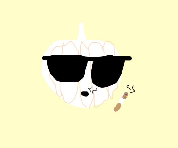 Crooked Garlic