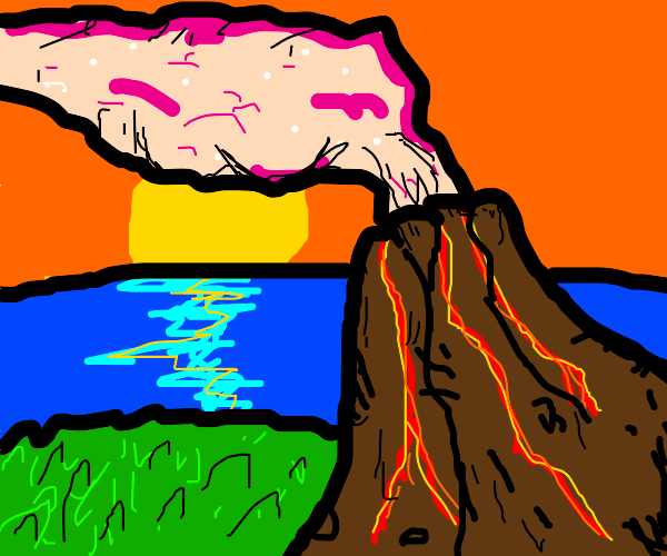 Volcano from your Dreams
