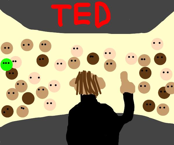 TED Talk Speaker