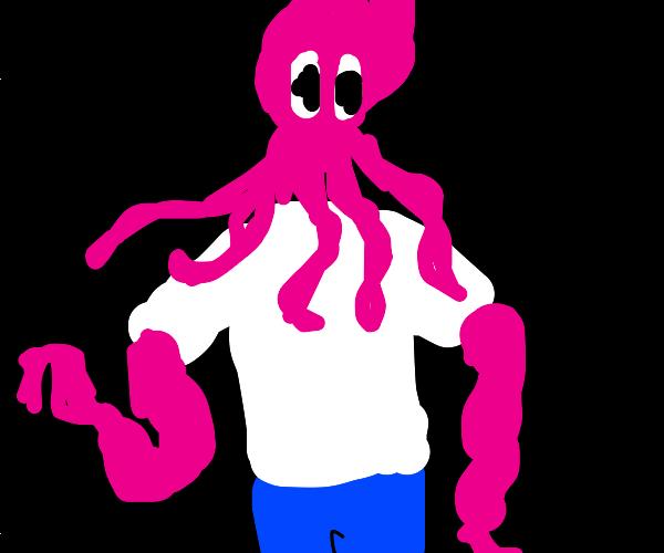 Squid dude