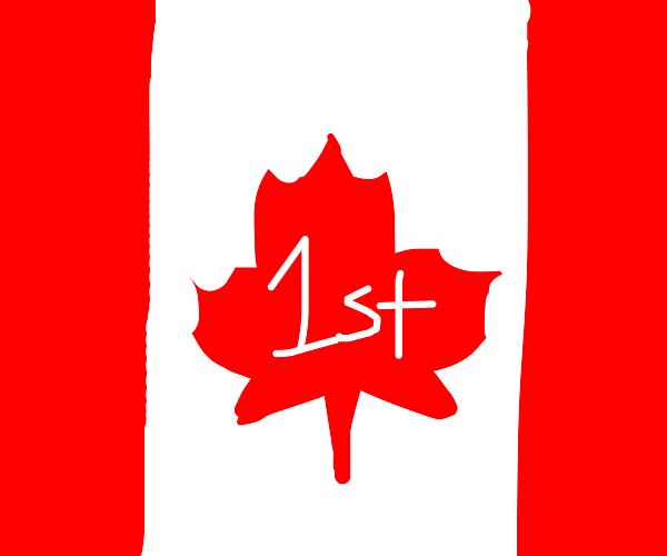 CANADA IS NUMBER ONE