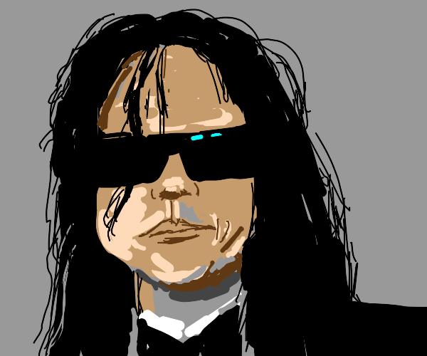 Tommy Wiseau being amazing as usual