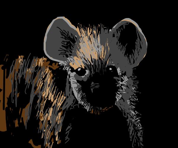 Bold Hyena