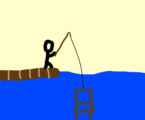 Fishing for a Chair
