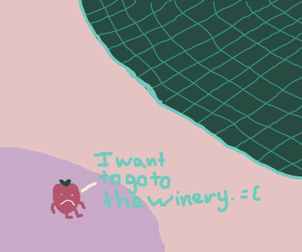 Raspberry wants to have fun at the winery