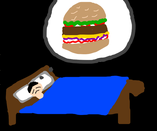 Hamburger from your Dreams