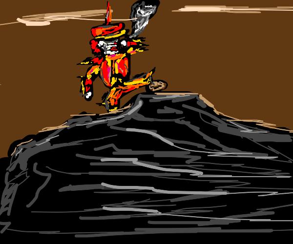 Warlord McDonald