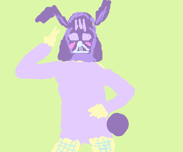Darth Vader Bunnygirl