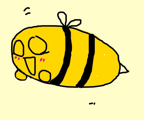 Ecstatic Bee