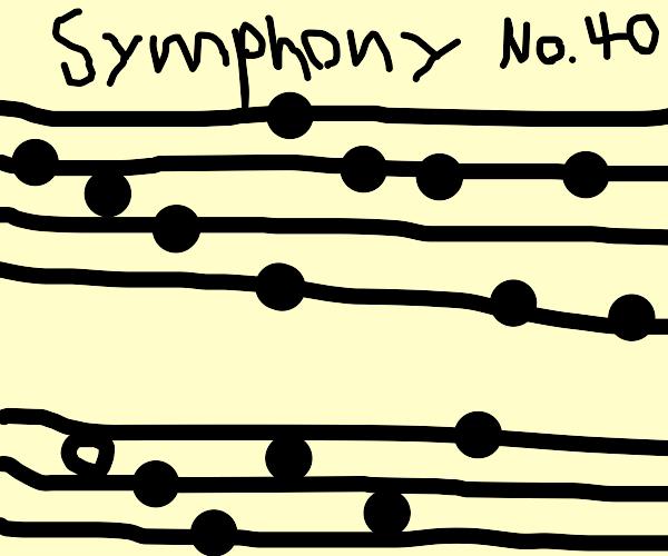 Plain Mozart