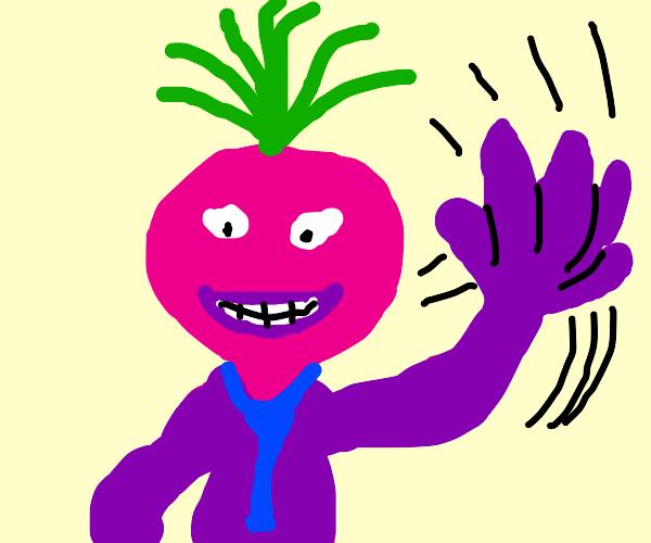 Friendly Turnip