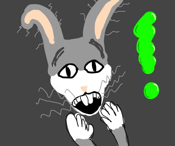 Bugs Bunny Horror