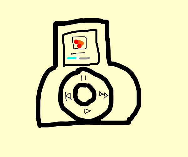 Plump iPod