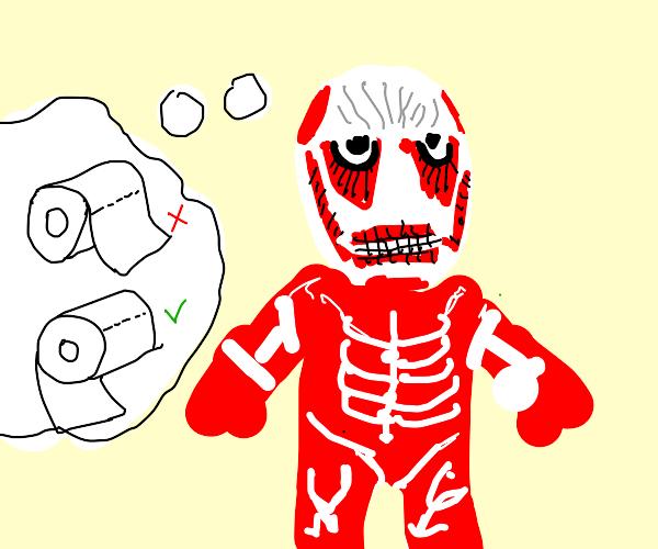 Controversial Titan