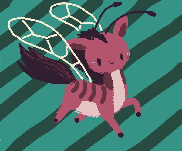 Wasp horse hybrid