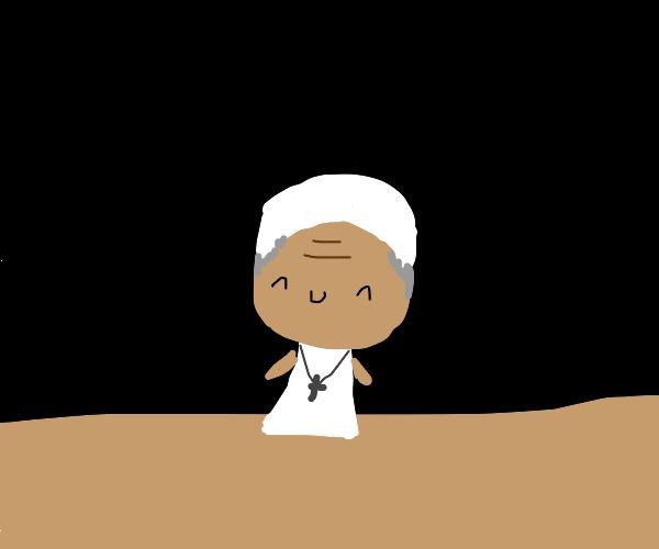 Kawaii Pope