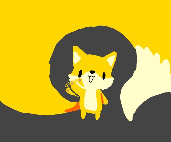 That weird gentle fox