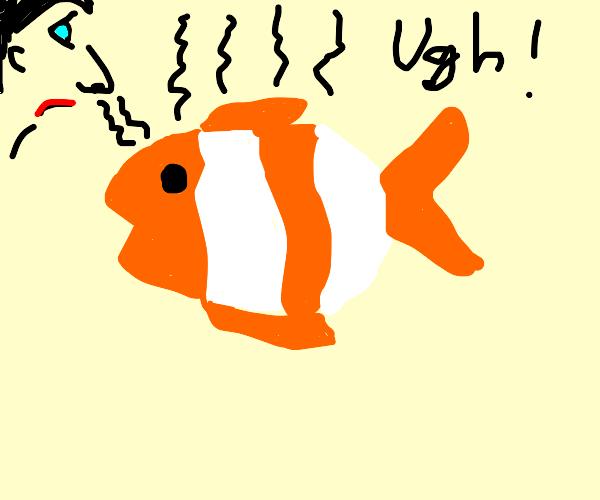 Stinky Nemo