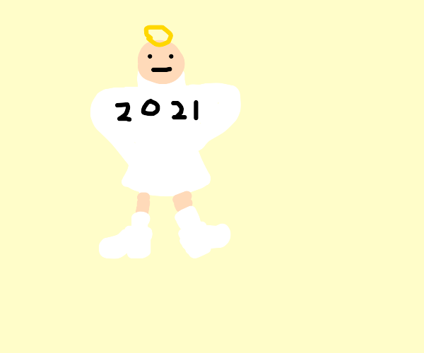 2021 is our angel