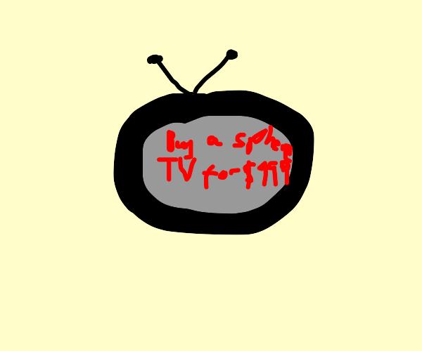 Round TV