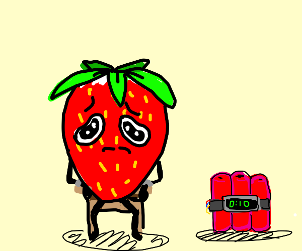 Strawberry doesn't have enough time, HELP IT!