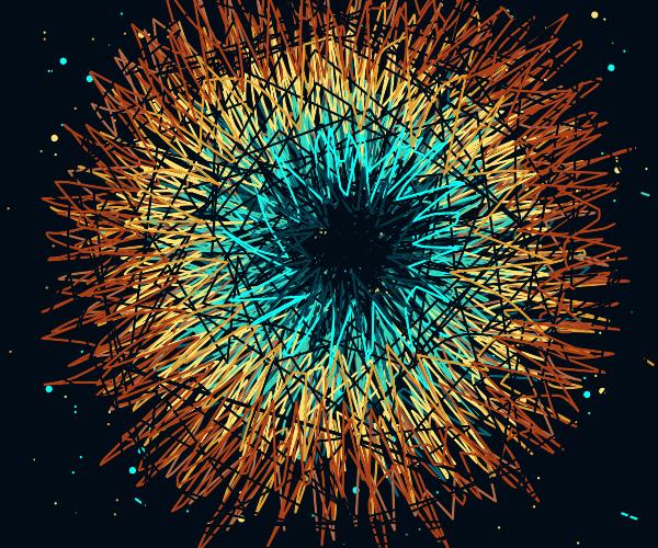 Star going Supernova