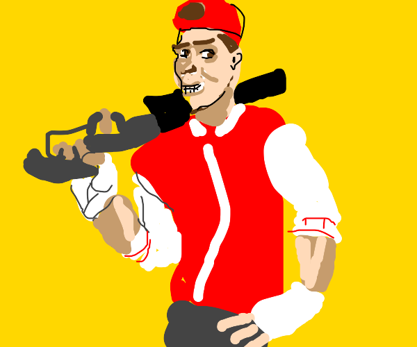 Scout from TF2