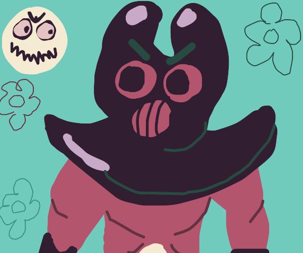 Man Ray (spongebob villain)