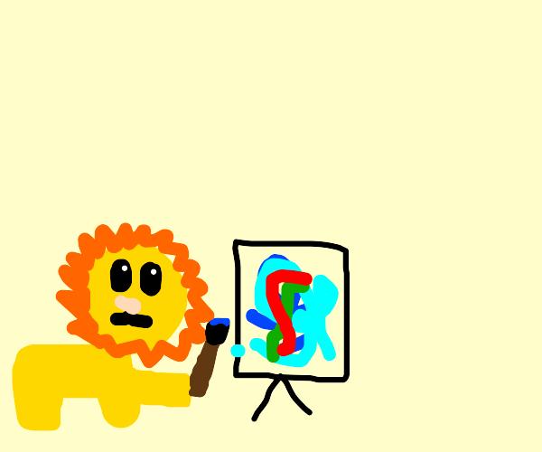 Lion Artist