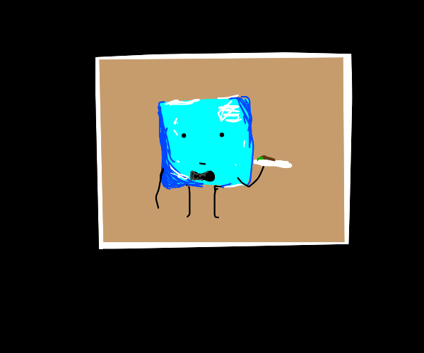Icecube Waiter