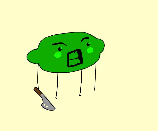 Manic Lime