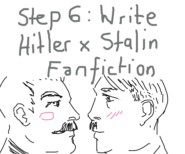 Step 5: relive up to Papa Stalin's ideology