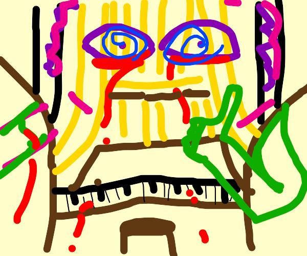 Possessed Pipe Organ