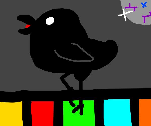 Crow Dancing