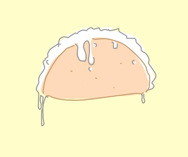 Cum taco