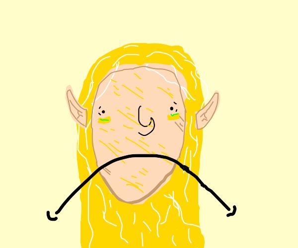 Legolas has jaundice
